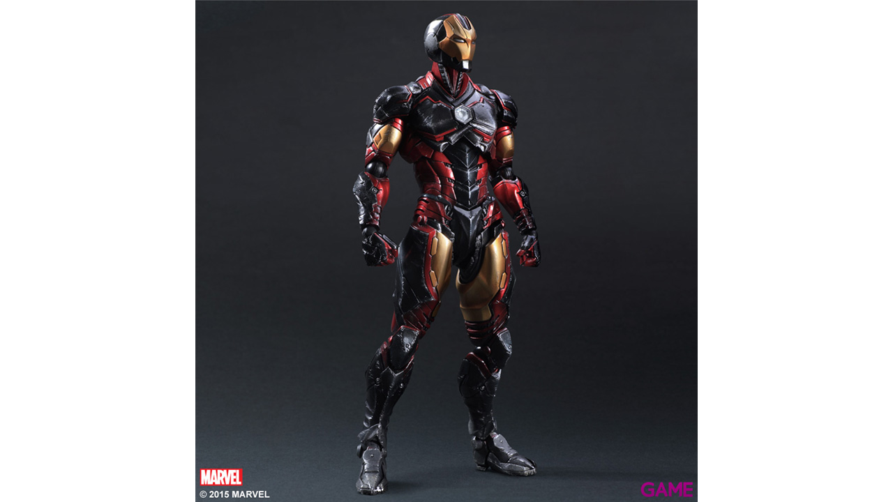 Figura Play Arts Marvel Iron Man