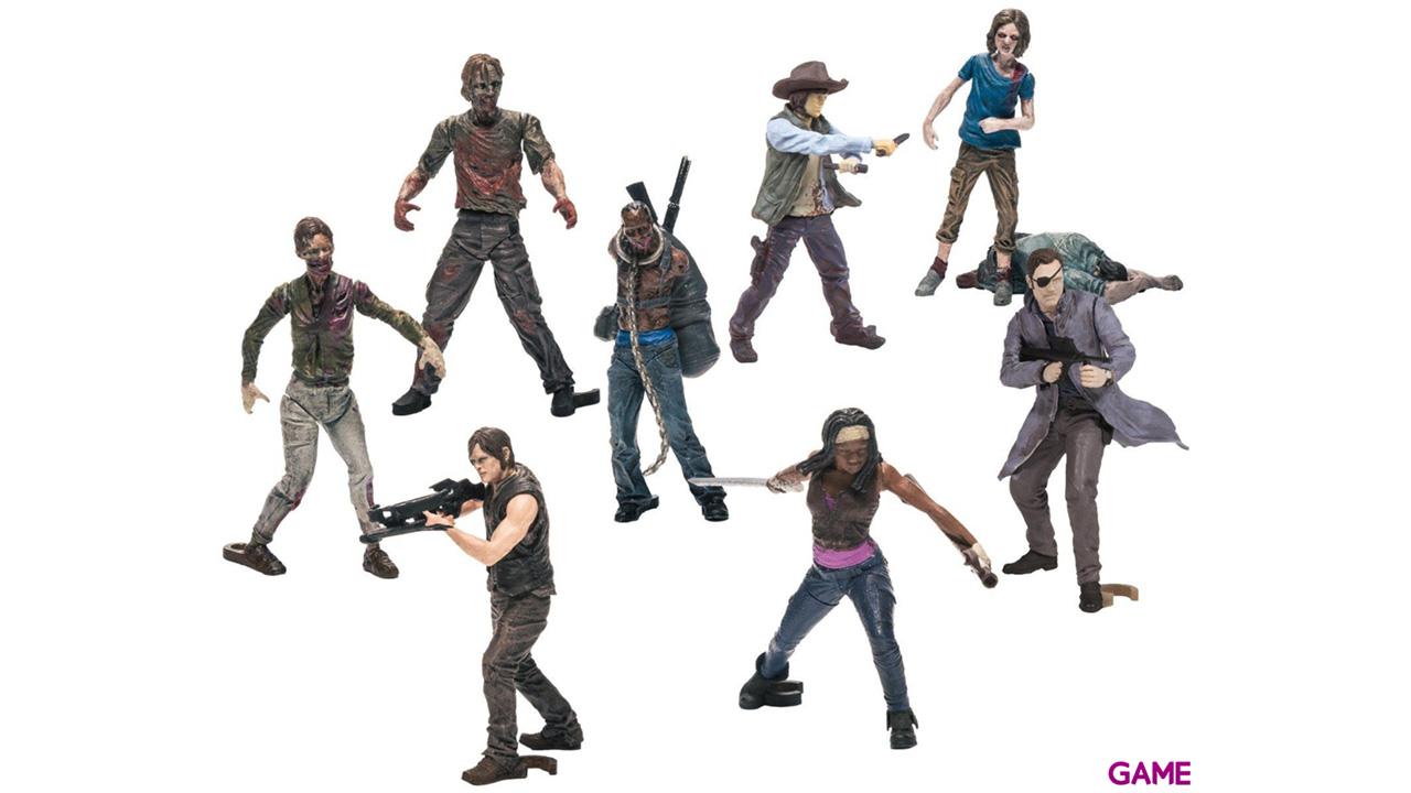 Minifigura The Walking Dead Surtido