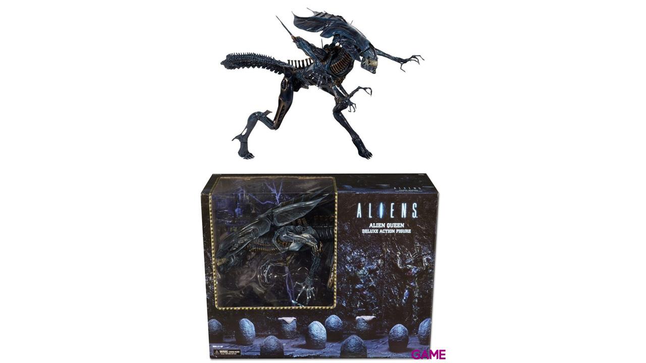 Estatua Reina Alien 38cm