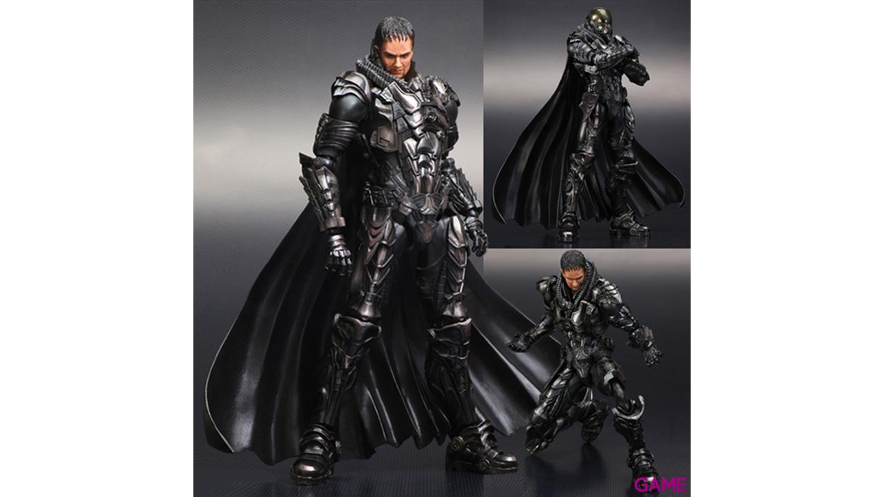 Figura DC Comis General Zod