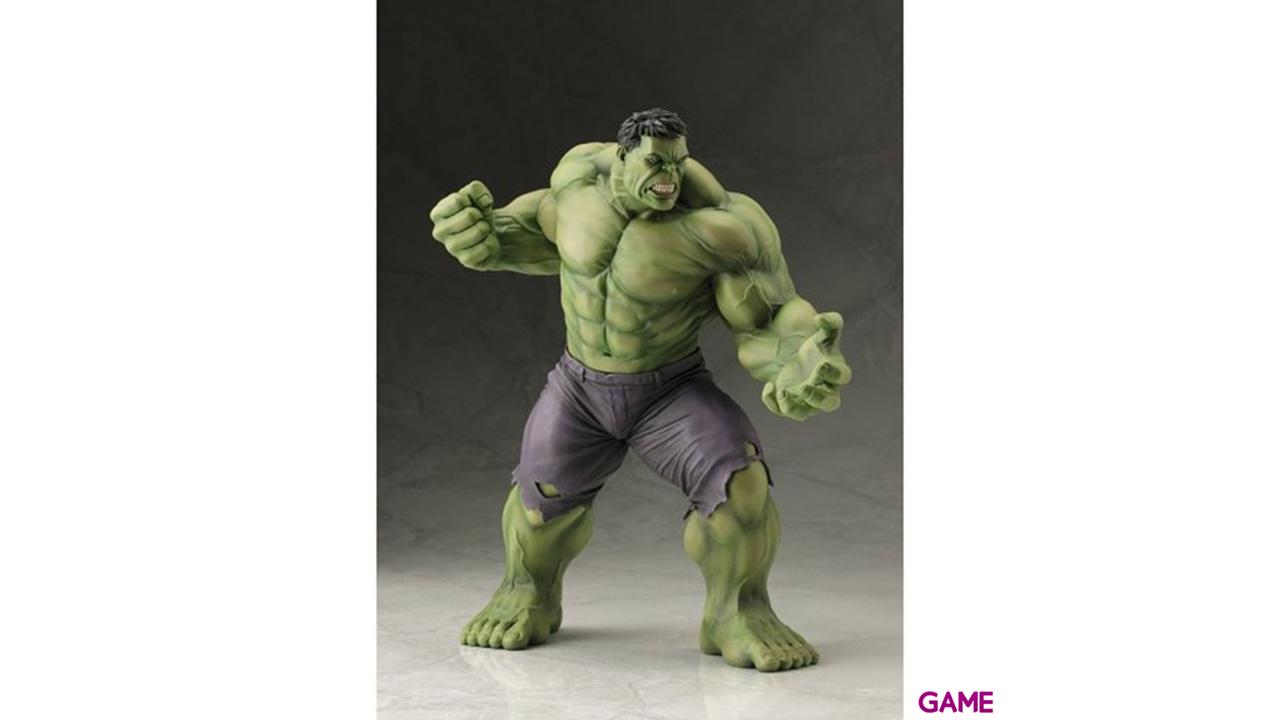 Estatua Los Vengadores Hulk