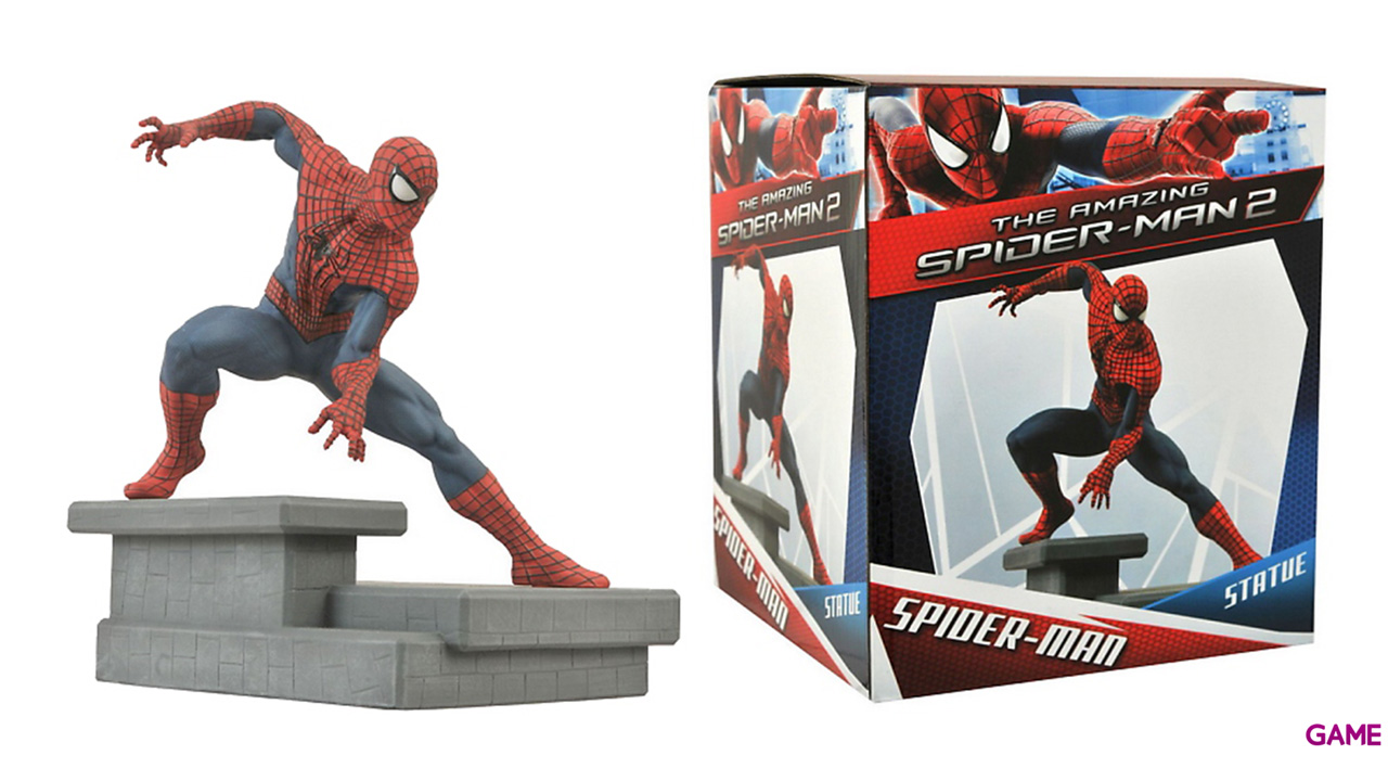 Estatua Marvel Spider-Man 18cms