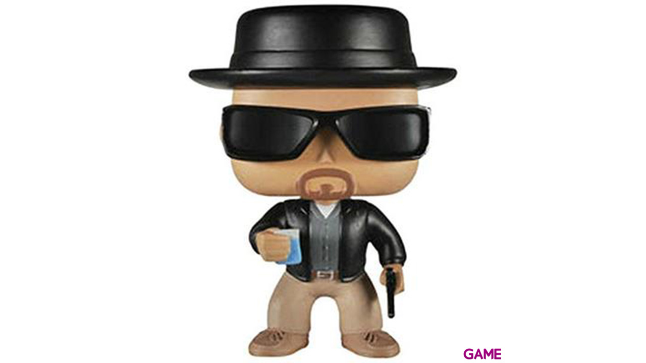 Figura Pop Breaking Bad Heisenberg