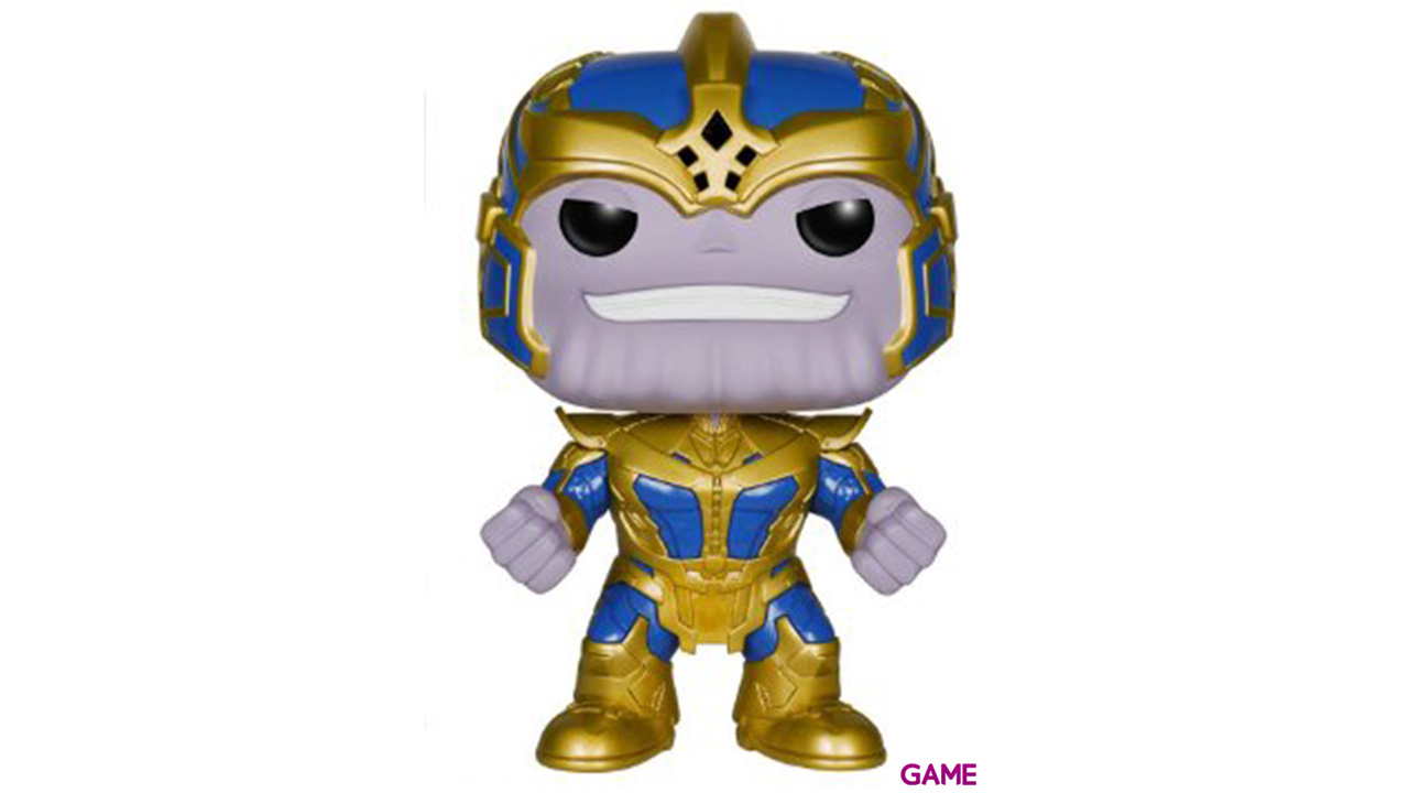 Figura Pop Marvel Thanos