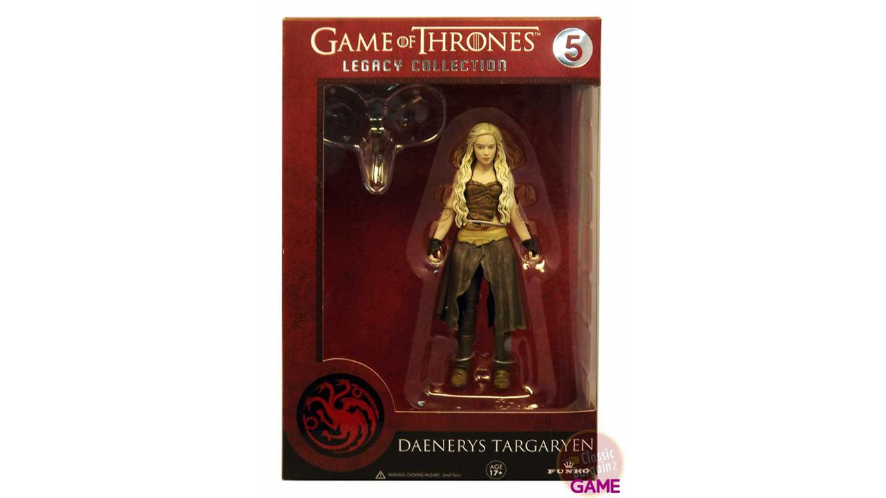 Figura Juego de Tronos Daenerys 15cm