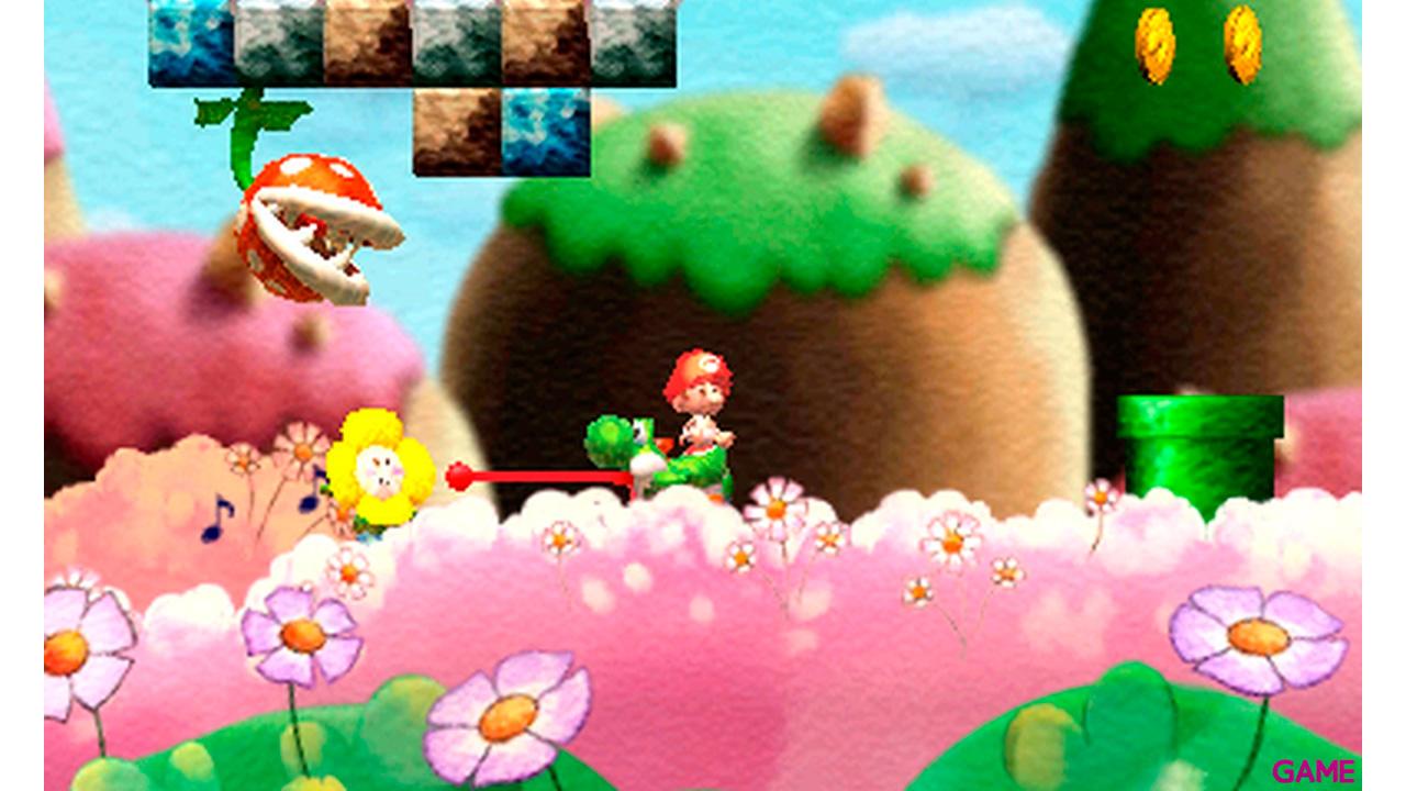 Yoshi's New Island Nintendo Selects