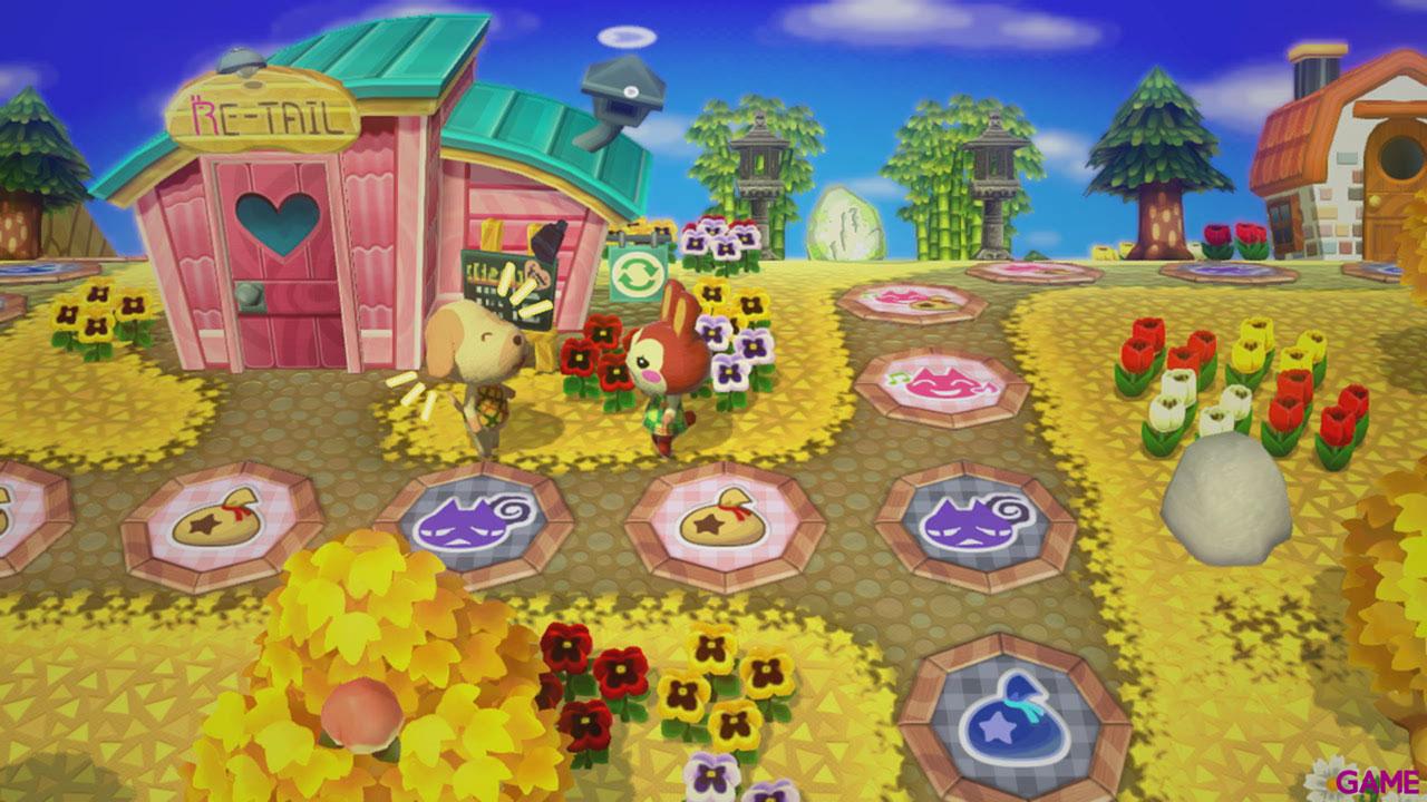 Animal Crossing Amiibo Festival: 2 Figuras + 3 Tarjetas