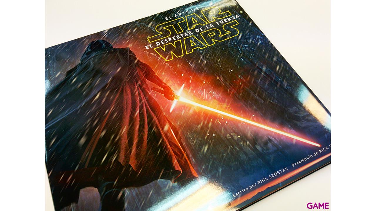Star Wars: El Arte del Episodio VII