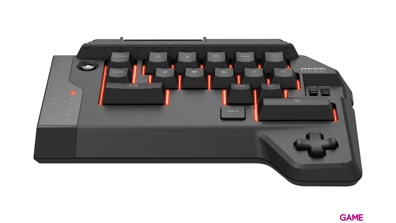 Tactical Assault Commander 4 Hori Teclado+Ratón