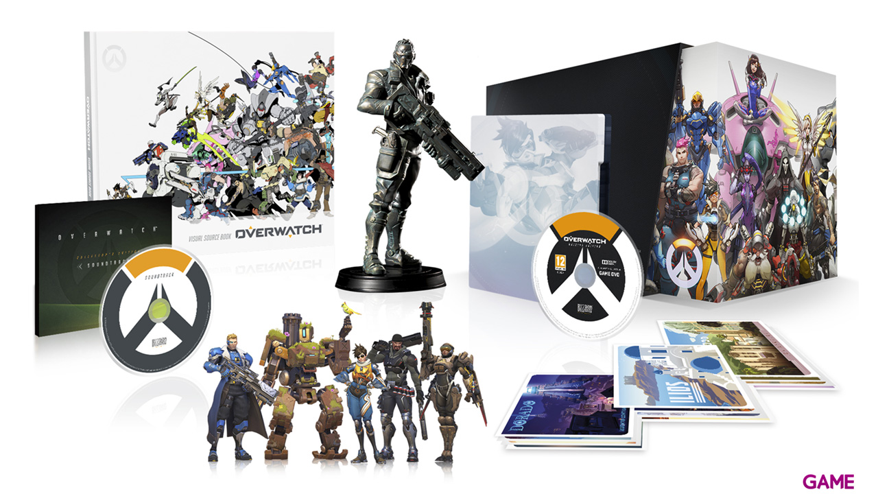 Overwatch Origins Collector's Edition
