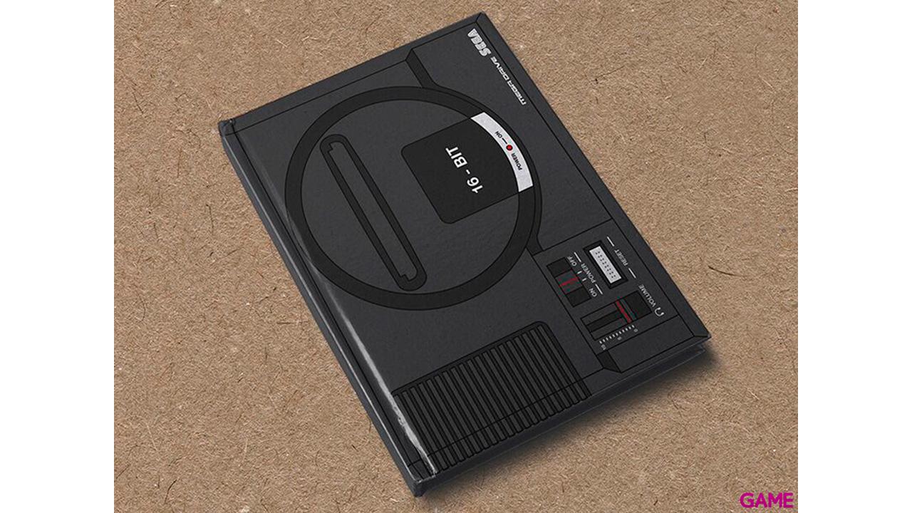 Libreta Mega Drive