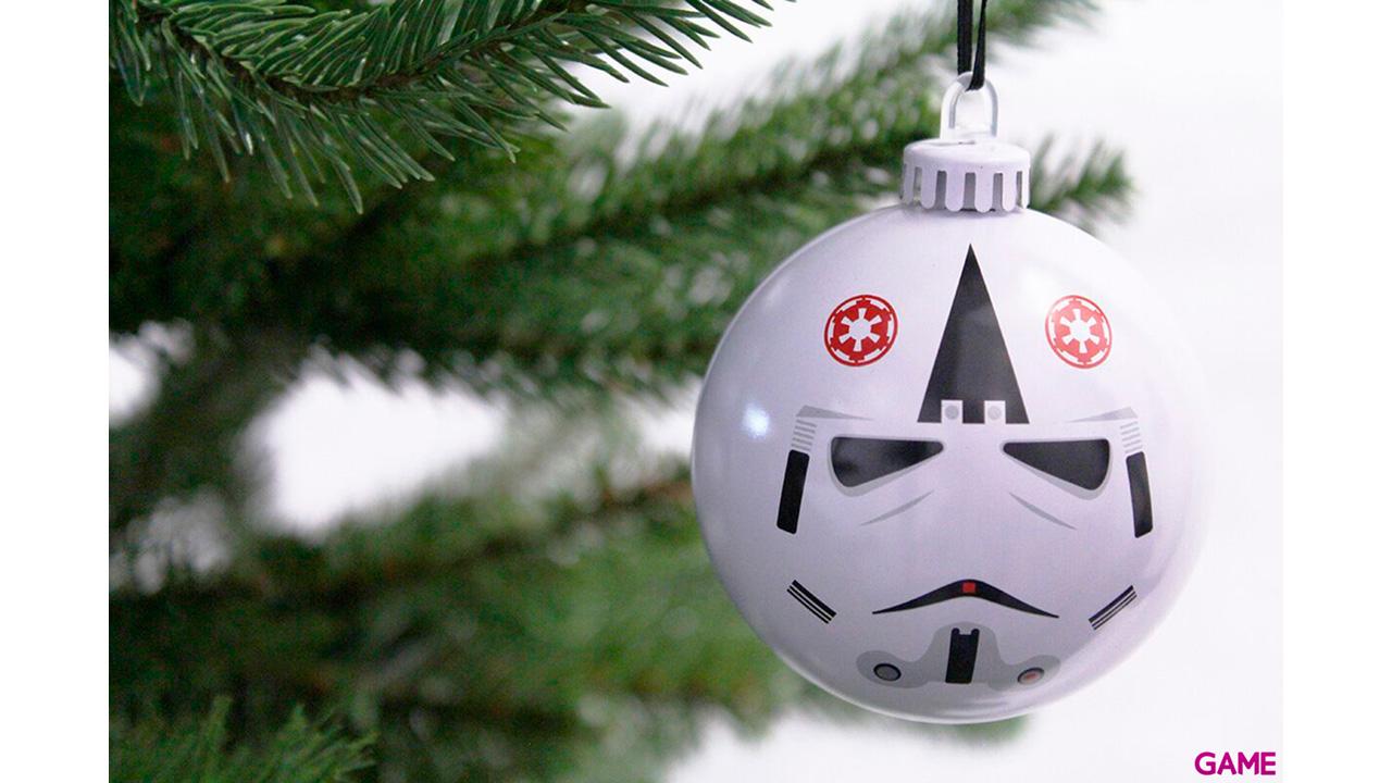 Bolas de Navidad Star Wars: El Imperio Contraataca