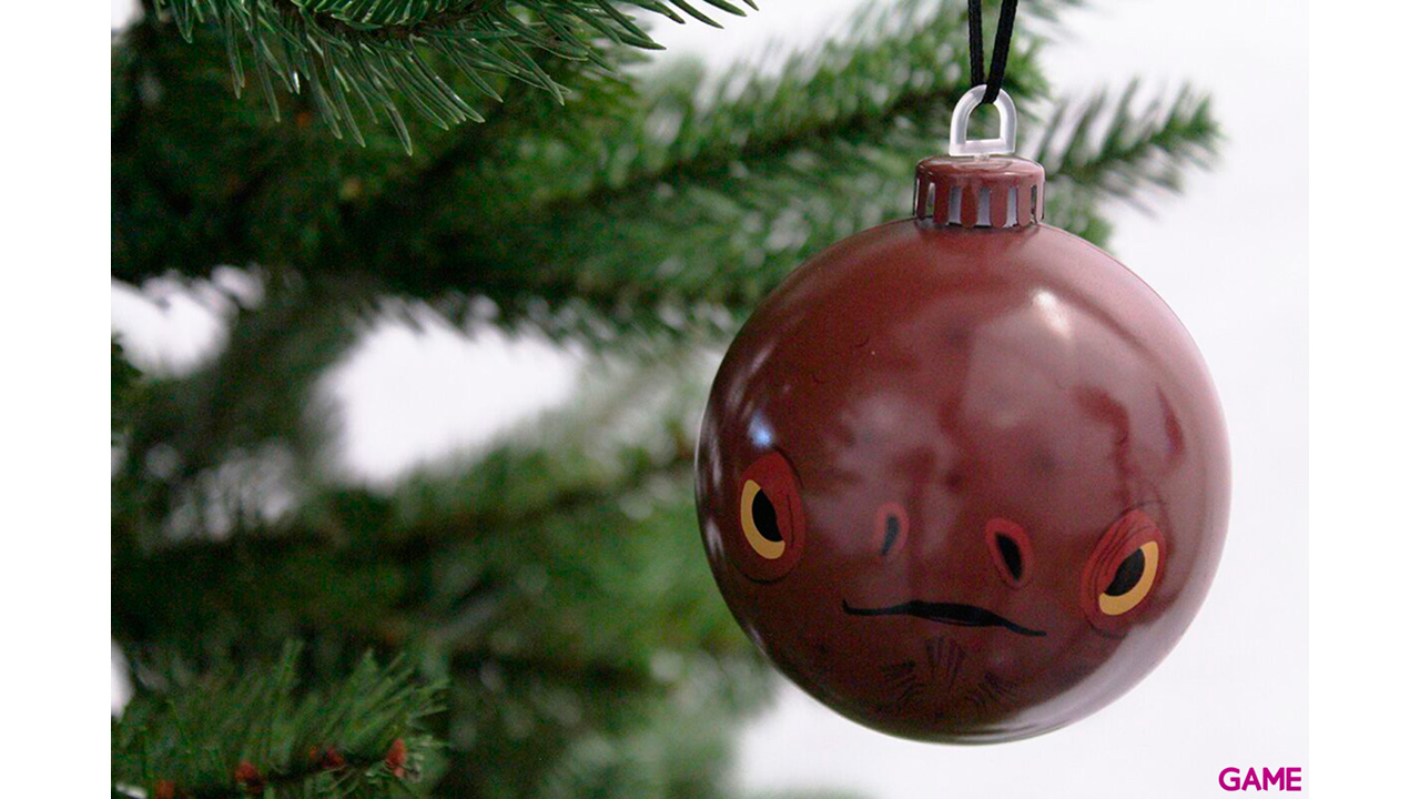 Bolas de Navidad Star Wars: El Retorno del Jedi