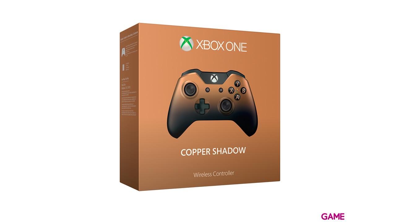 Controller Inalambrico Microsoft Copper Shadow Edicion Limitada