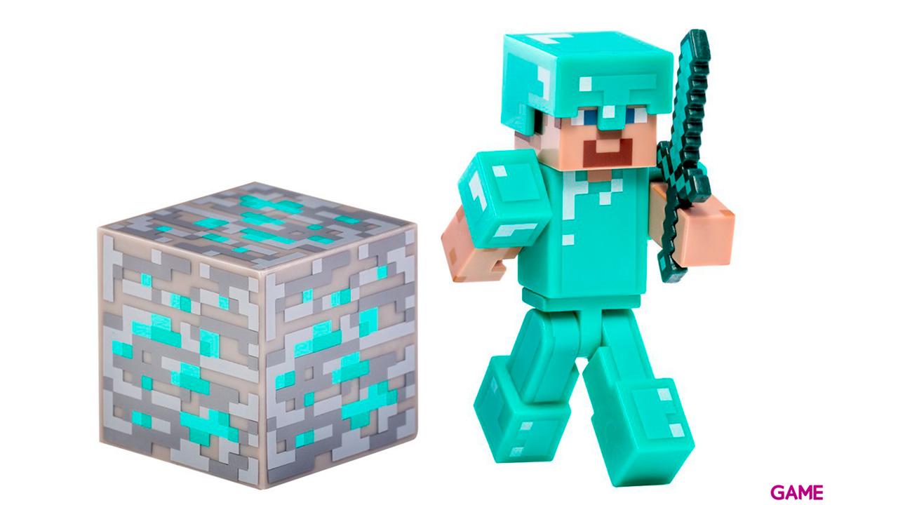 Blister Figura Minecraft (Surtido)