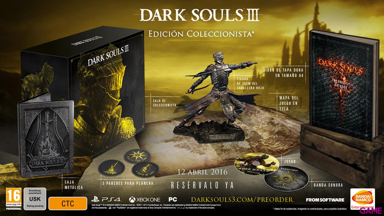 Dark Souls III Edición Coleccionista