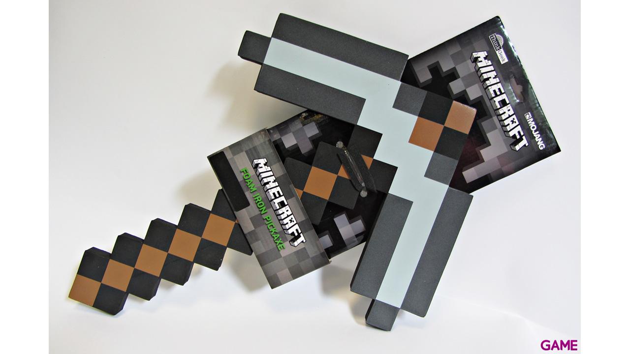 Pico de Espuma Minecraft