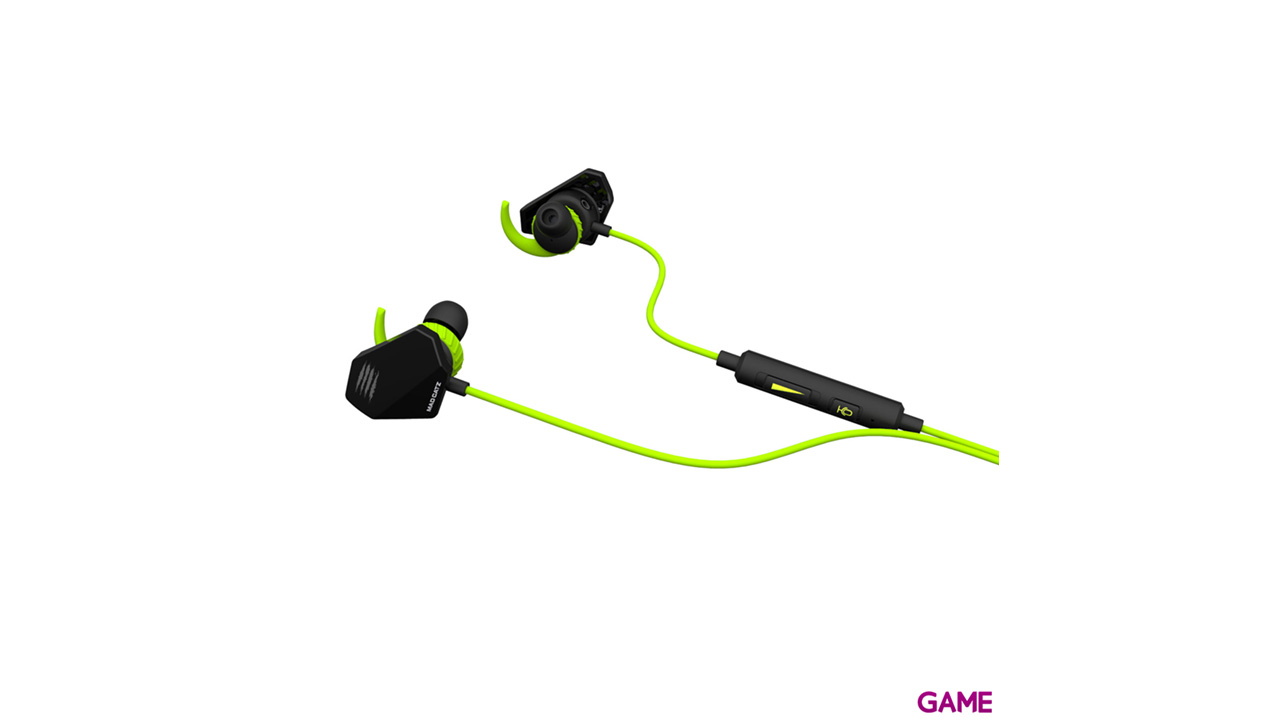 Auriculares Mad Catz E.S. Pro 1 Gaming Earbuds