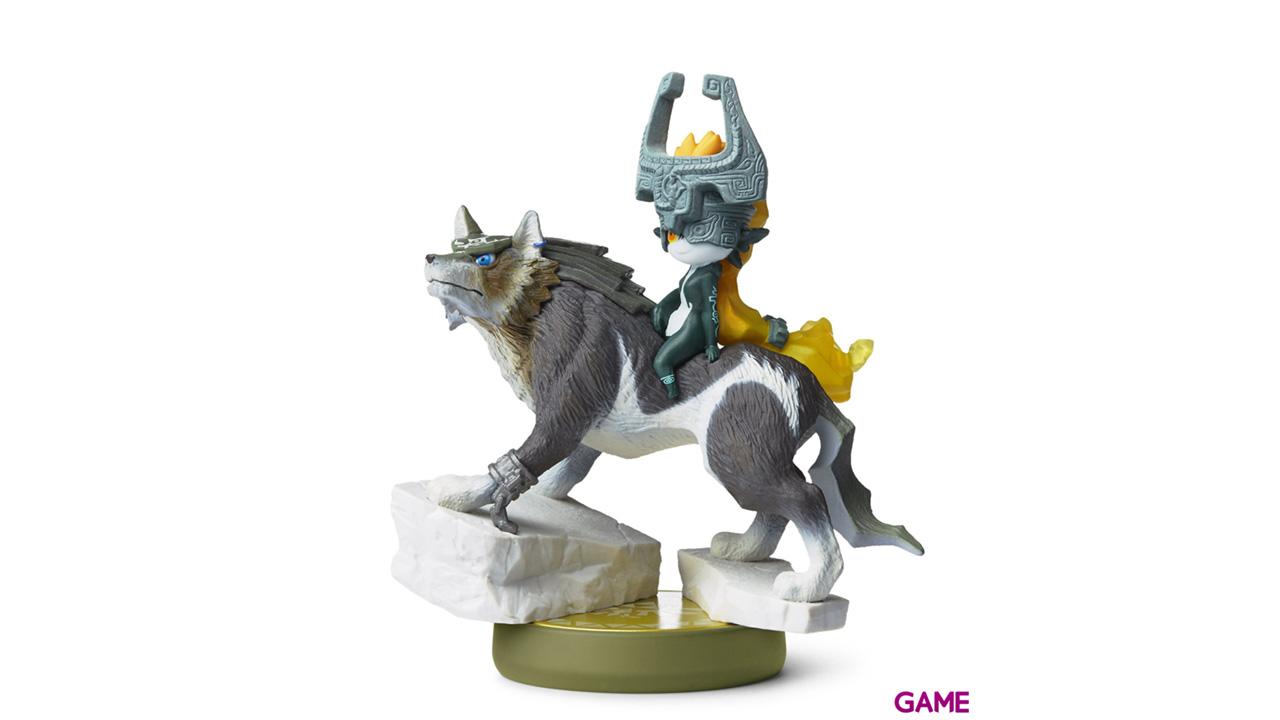 The Legend of Zelda: Twilight Princess HD + amiibo Wolf Link + CD
