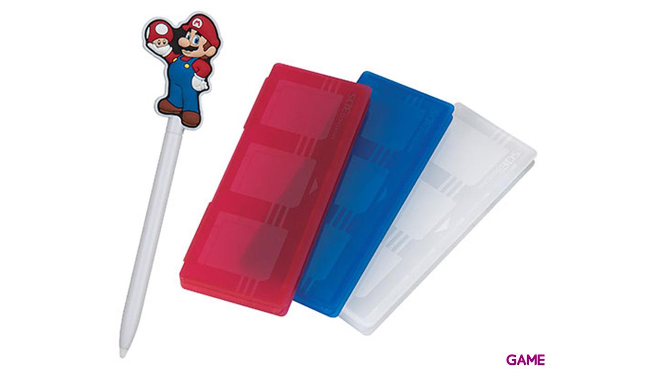 Game Traveller Essentials Pack 3DS31 Ardistel -Licencia oficial Nintendo-