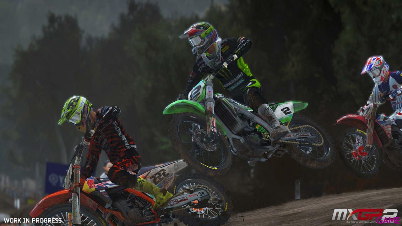Motocross Gp 2