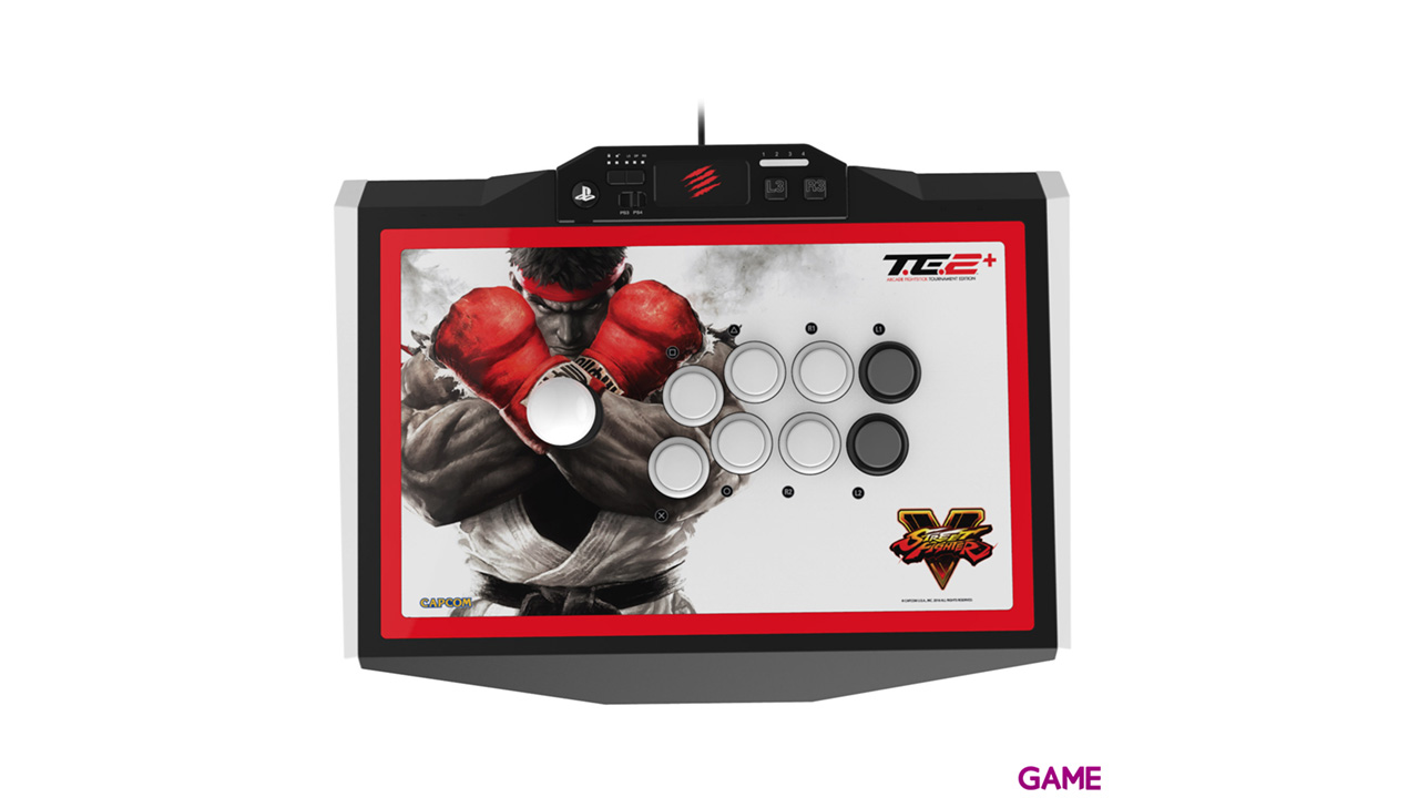 Joystick Street Fighter V Arcade Fightstick Tourn. Edition 2+ PS4/PS3