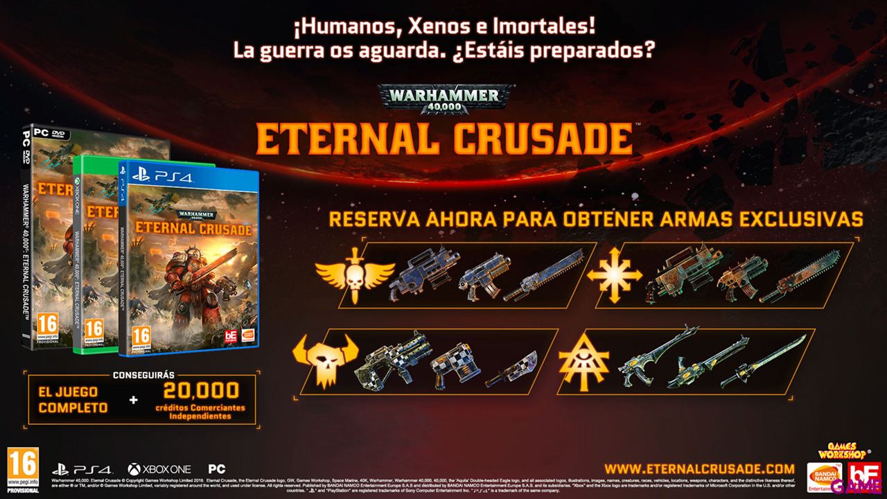 Warhammer 40000: Eternal Crusade