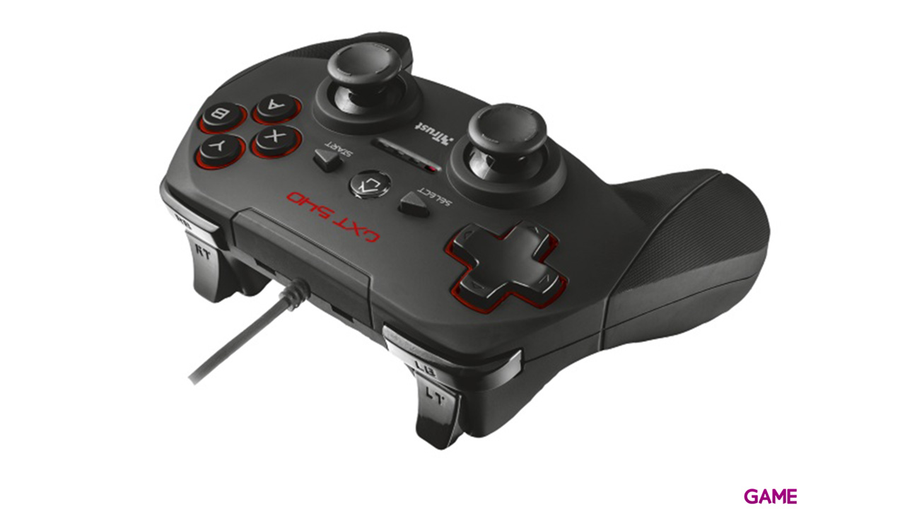 Trust GXT540-Gamepad  Gaming PC-PS3