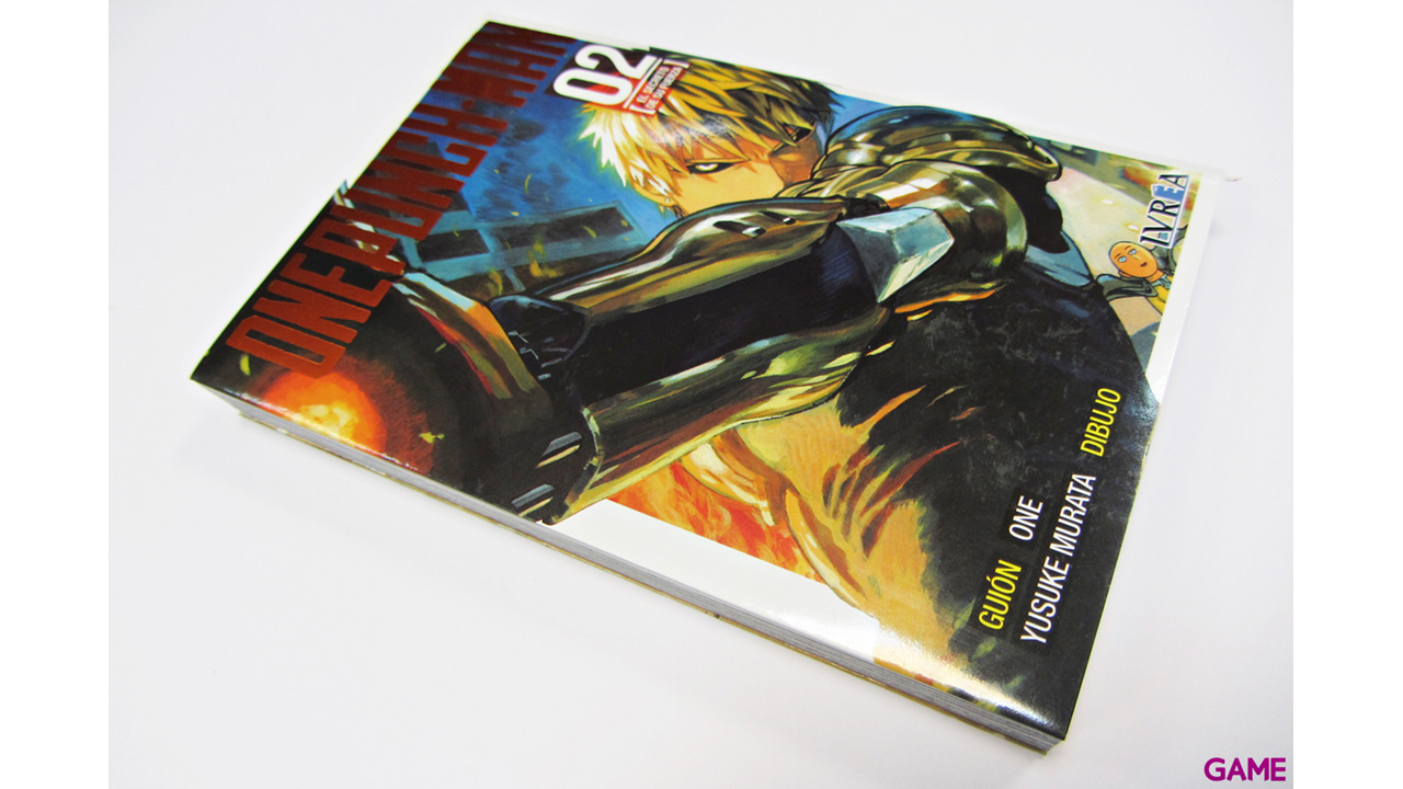 One Punch Man nº 2