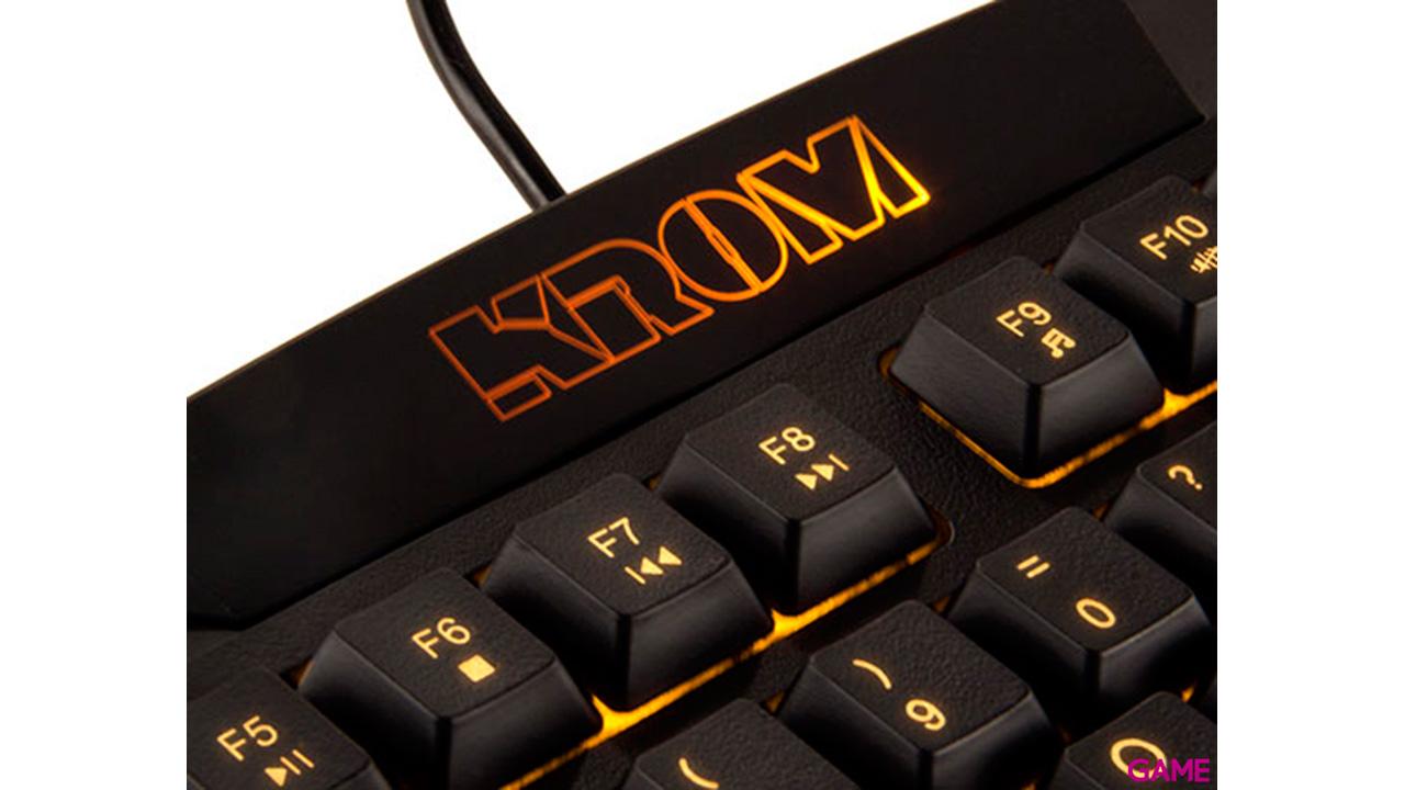 Krom Konker - Teclado Gaming