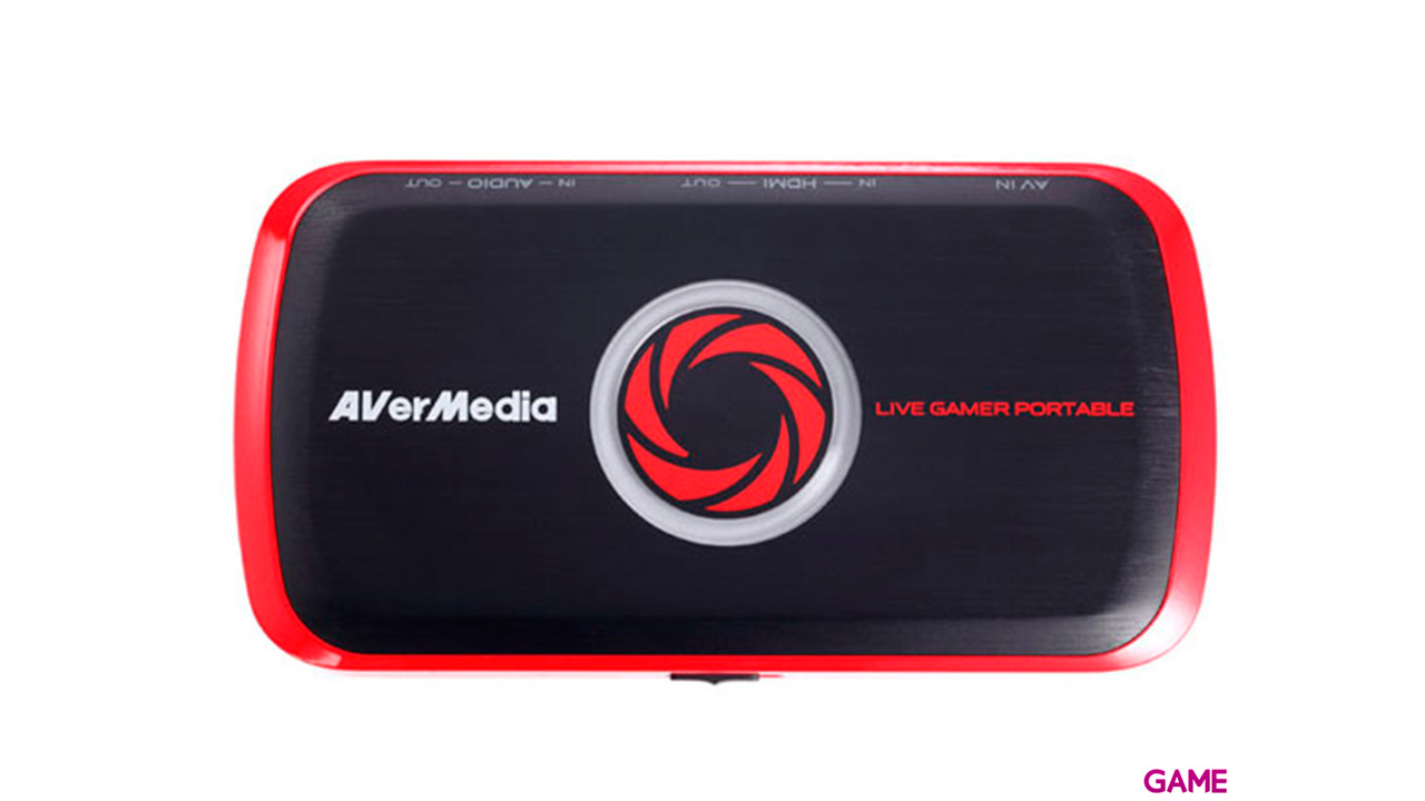 Avermedia Live Gamer Portable - Capturadora