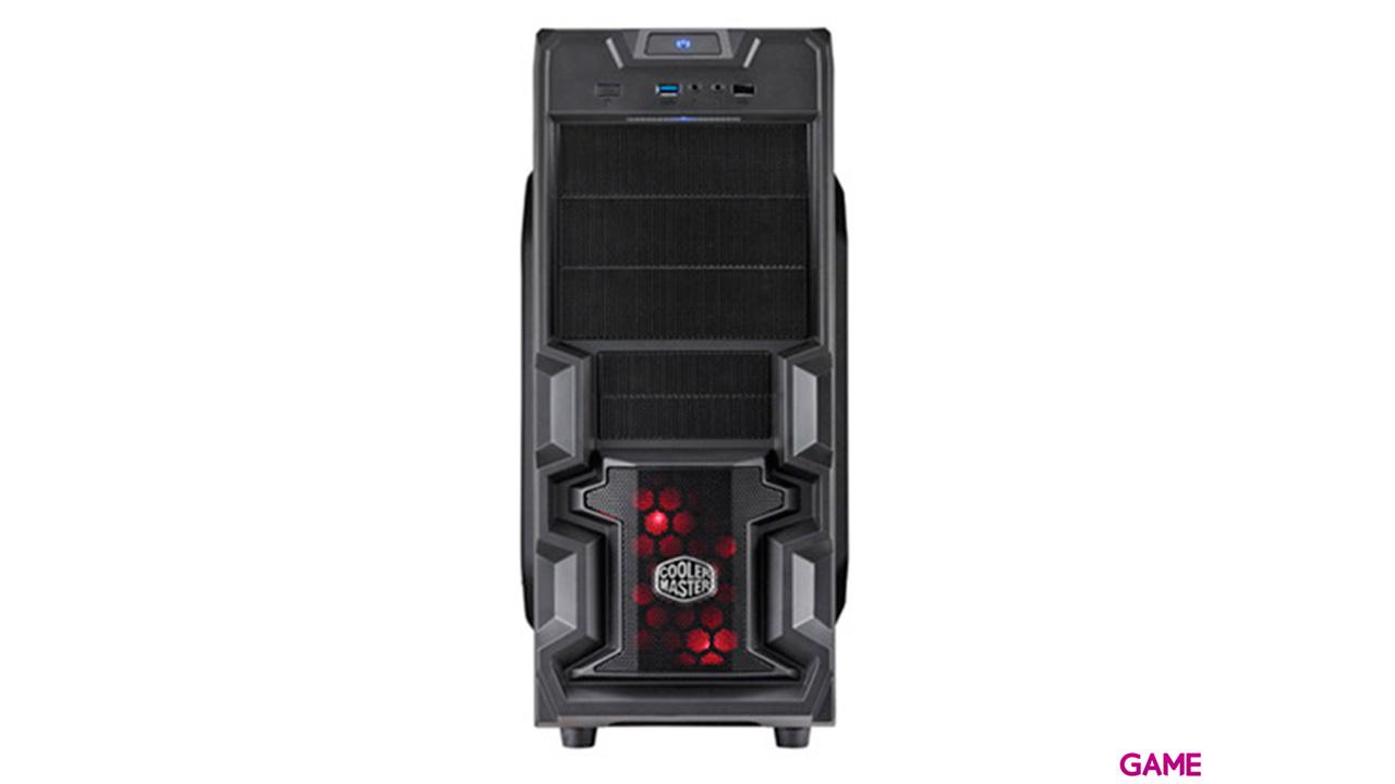 Cooler Master K380 - Ventana