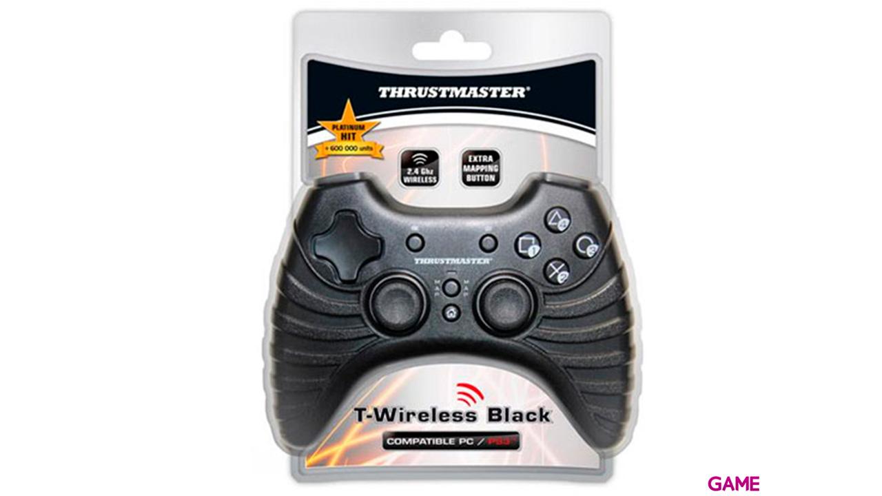 Thrustmaste Gamepad  T-Wireless Negro