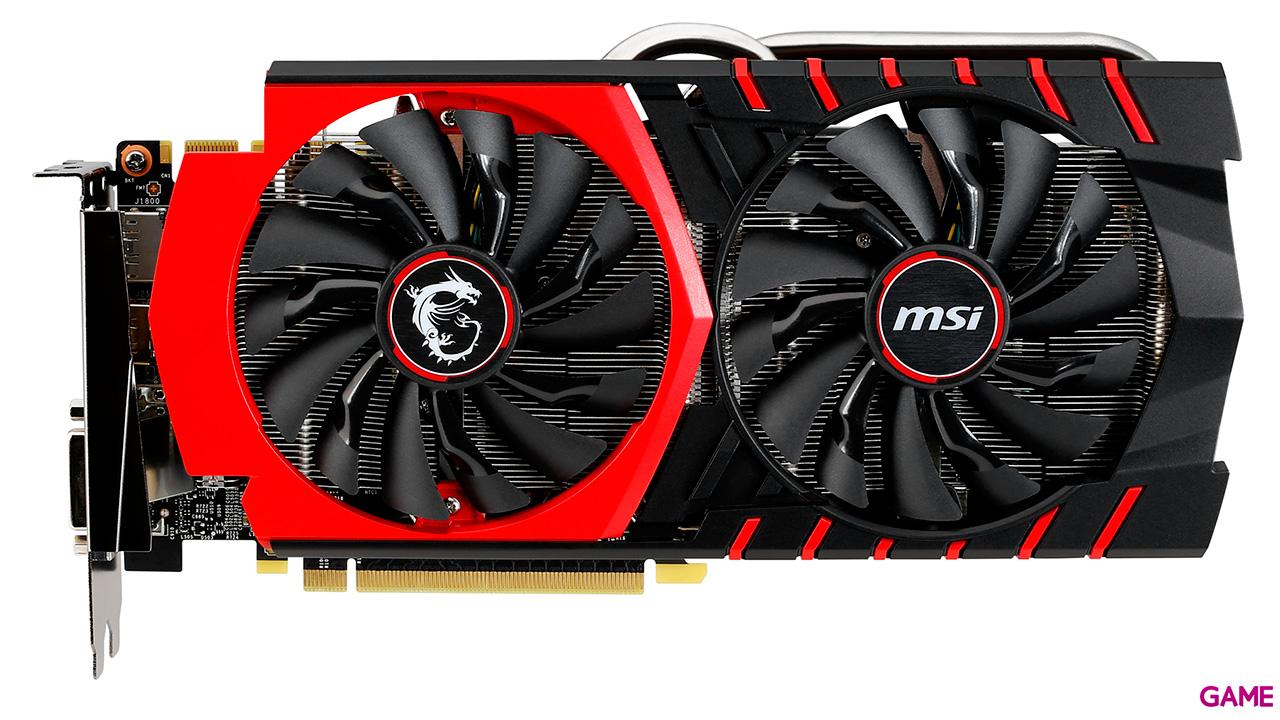 MSI GeForce GTX 970 Gaming 4GB