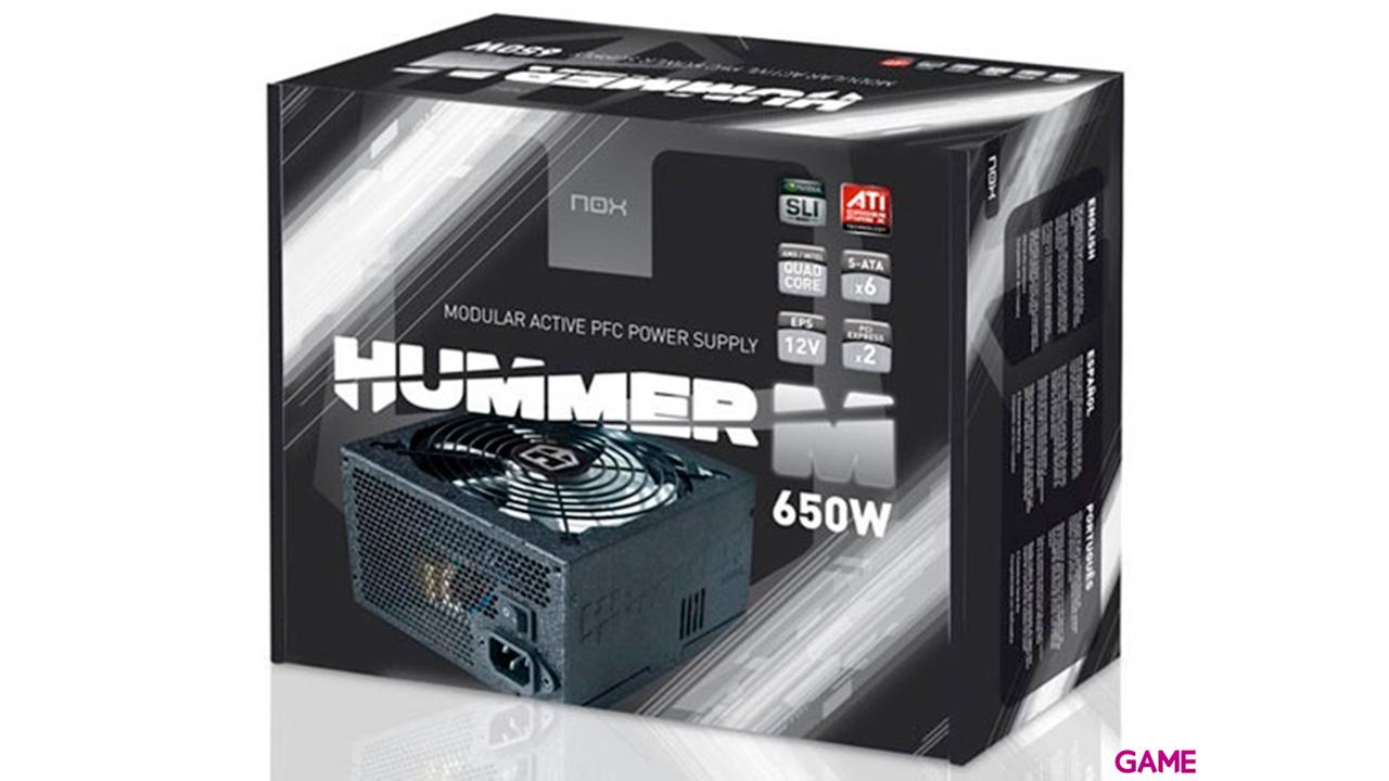 Nox Hummer 650W 80+ Bronze Modular