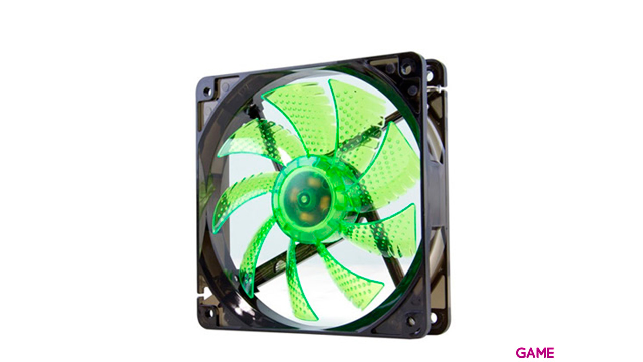 Nox CoolFan 120mm Led Verde