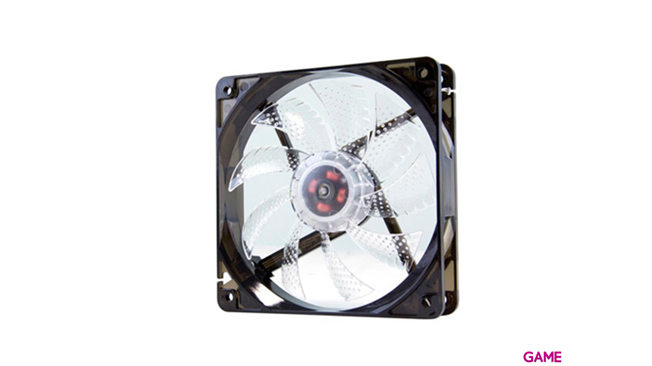 Nox CoolFan 12cm Led Blanco