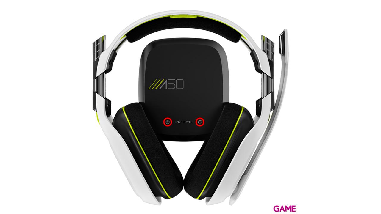 Astro A50 Wireless Headset XO White