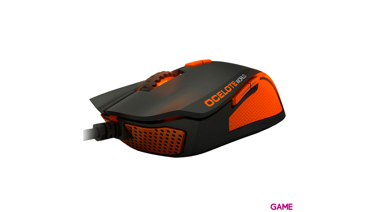 OZONE ARGON OCELOTE WORLD EDITION 8200DPI - RATON