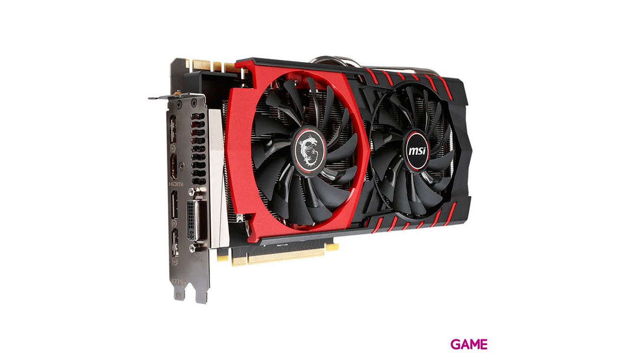 MSI Geforce Gtx 980 Gaming 4G Twinfrozr V Oc