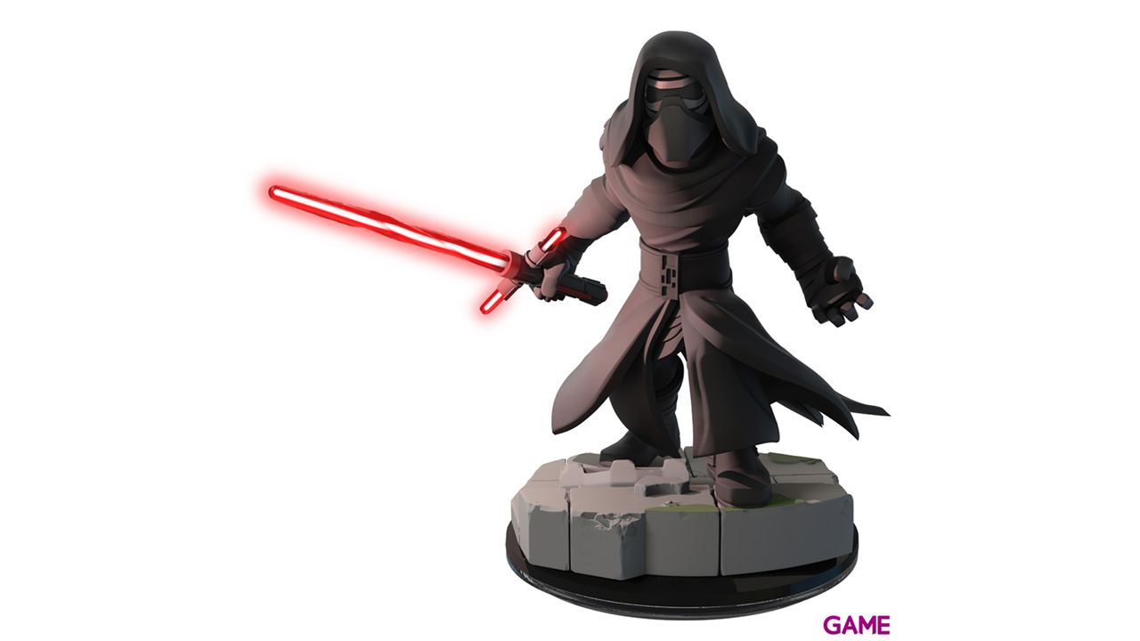 Disney Infinity 3.0 Star Wars Figura Kylo Ren Light Up