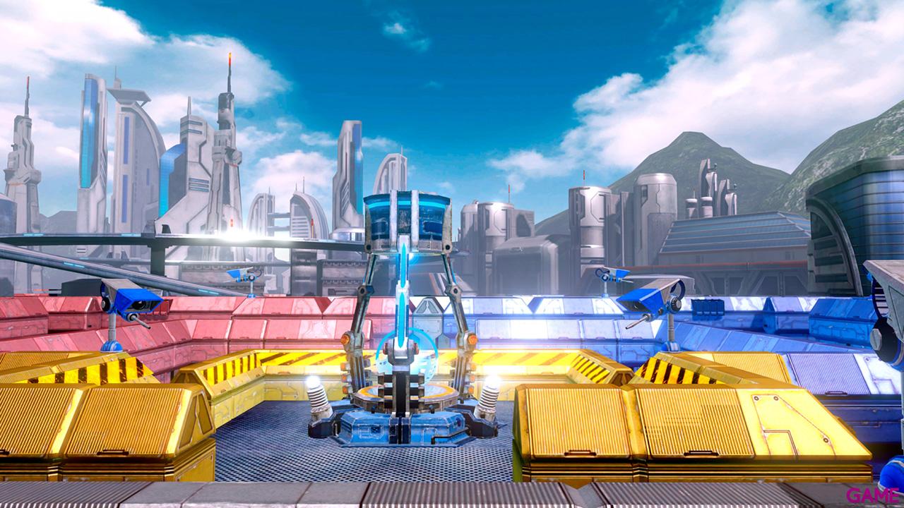 Star Fox Guard Wii U