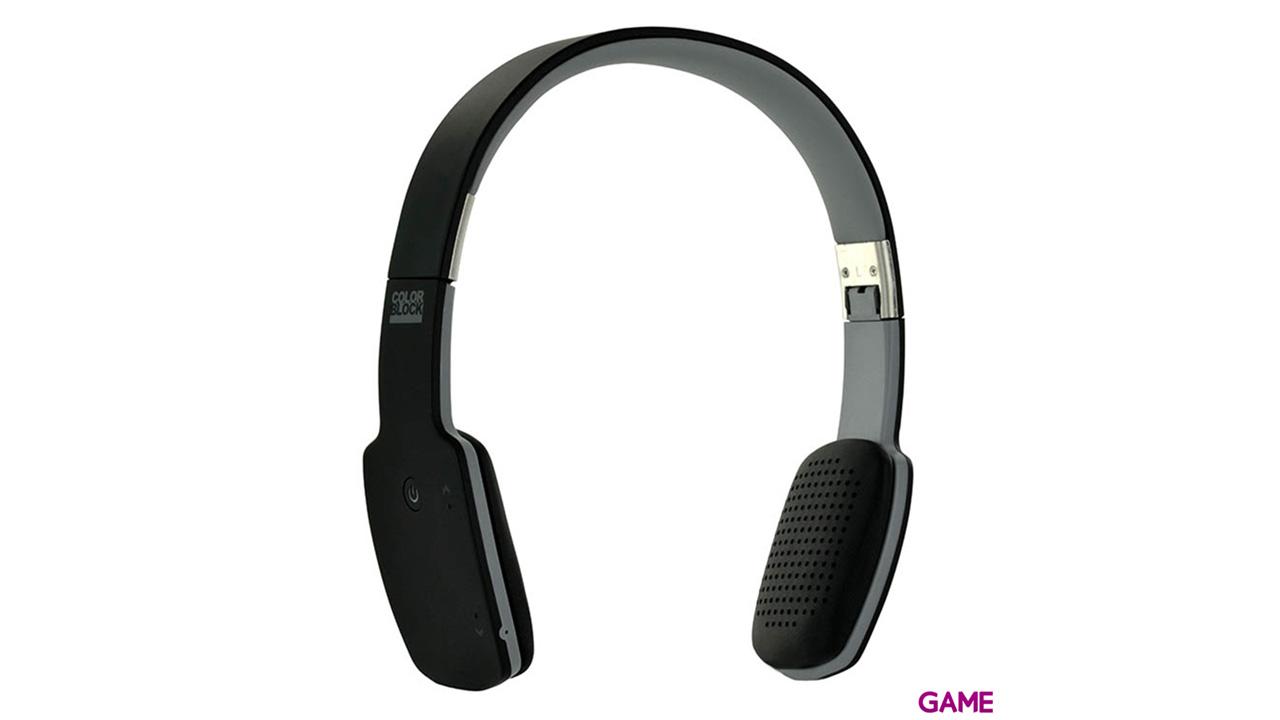 Auricular Negro Bluetooth Extra Slim BigBen