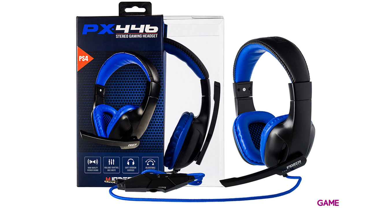 Auriculares Indeca PX446