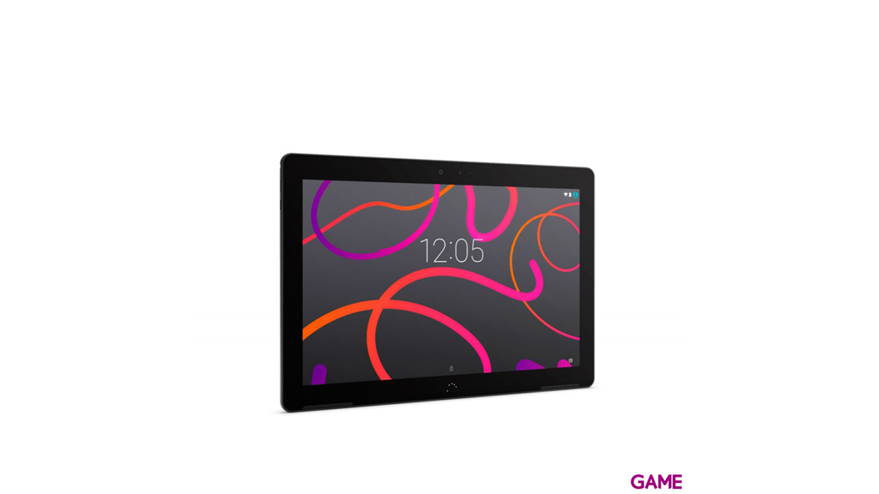 "Tablet BQ Aquaris M10 10,1"" HD WiFi 2Gb+16Gb Negra"