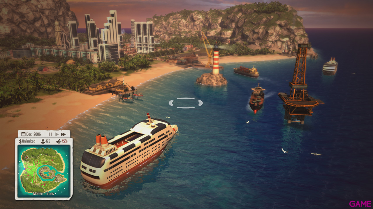 Tropico 5 Penultimate Edition