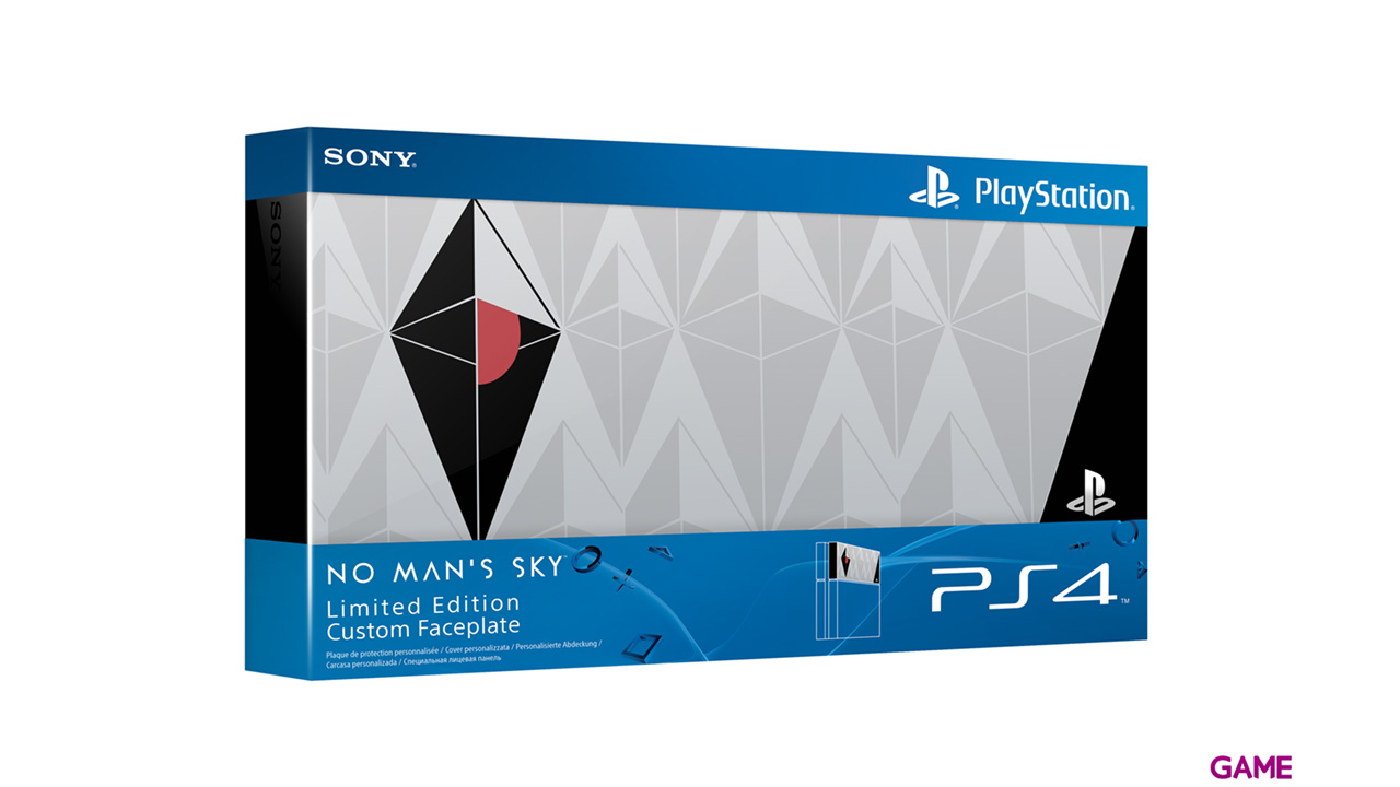 Carcasa para Playstation 4 No Man´s Sky