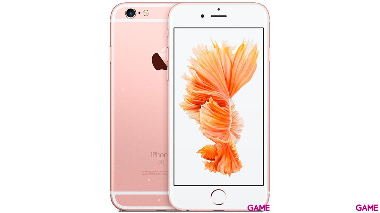 iPhone 6s 16gb Oro Rosa Libre