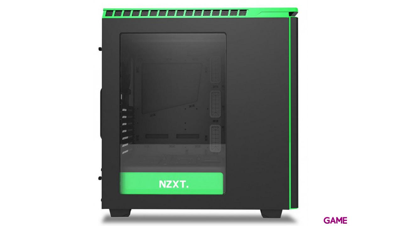 NZXT H440 Negra/Verde