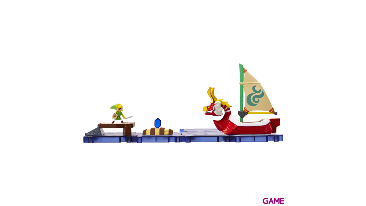 Micro Playset Deluxe Zelda